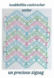 143 Best Crochet Ripple Stitch Images On Pinterest