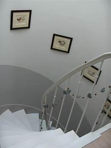 1000 idees sur le theme cage d39escalier decoration sur With charming couleur pour cage d escalier 4 avant pendant apras de la cage descalier la