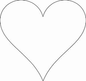 5 Printable Heart Templates for Rubber Stamping
