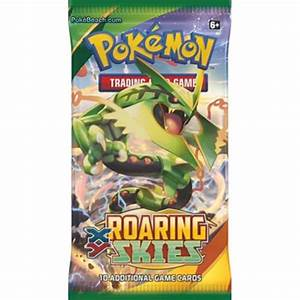 Pokemon Sealed Booster Pack (10 Cards) - XY Roaring Skies