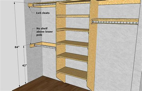 Closet Rod Depth by Typical Walk In Closet Dimensions Pin It 11 Like 3 Visit