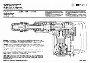 Bosch Gsh 11e : bosch gsh 11e type 0 611 316 7 service manual download schematics eeprom repair info for ~ Frokenaadalensverden.com Haus und Dekorationen