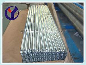 4x8 galvanized corrugated steel sheet with price gi With 4x8 metal roofing