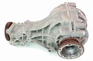 Differential Rear Carrier Hup 05-09 Audi A4 A6 S4 B7