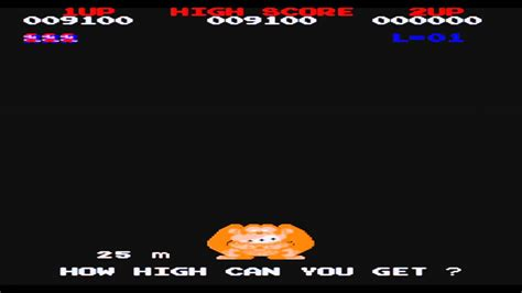 How High Can You Get?  Donkey Kong Youtube
