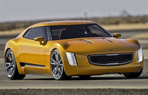 Kia Gt4 Stinger  Concept Cars  Drive Away 2day