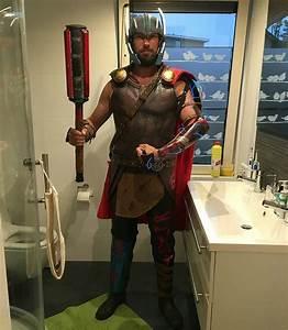 Thor: Ragnarok with an Electronic Element « Adafruit ...