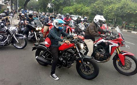 Honda Cmx500 Rebel Modification by Belasan Komunitas Moge Kencan Bareng Honda Cmx500 Rebel
