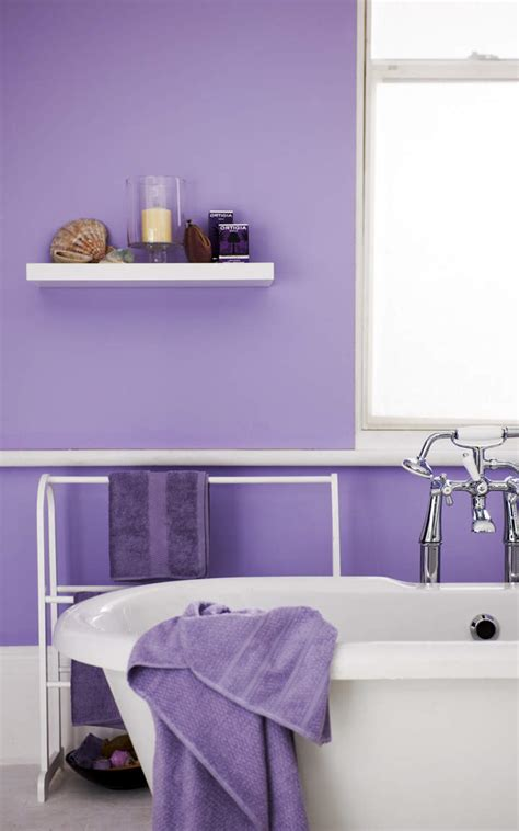 interior design purple purple bathroom designs and ideas Bathroom