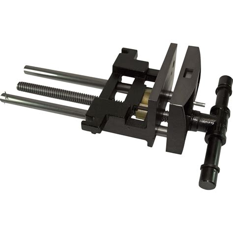 yost heavy duty ductile iron woodworking vise inw jaws