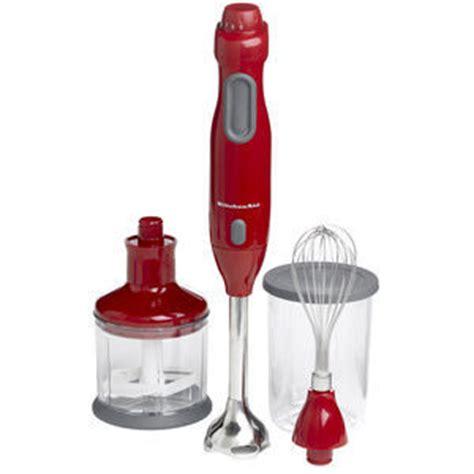 Kitchenaid Immersion Blender Review kitchenaid immersion blender khb300 khb300wh