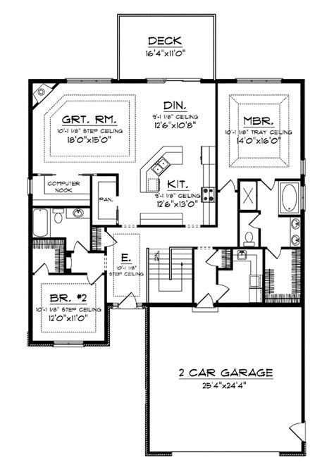 house plans with great kitchens house design plans