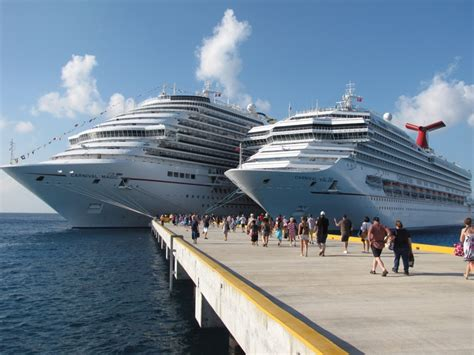 Compare Carnival Cruise Ships Side By Side | Fitbudha.com