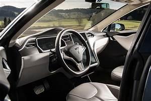 2013 Tesla Model S Interior Photos   CarBuzz