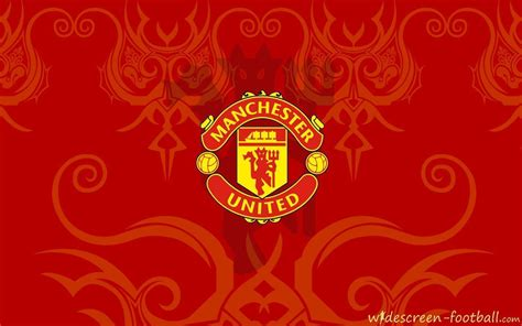 Manchester United Logo Wallpapers - Wallpaper Cave