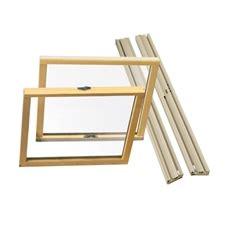 andersen  conversion kit  narroline windows  white windowpartscom