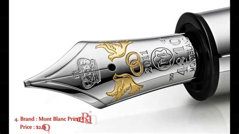 most expensive most expensive pen in the world with price www pixshark
