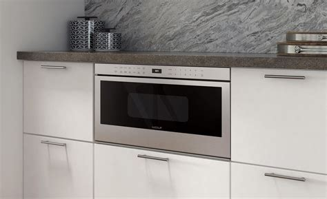 wolf  professional drawer microwave mdpes