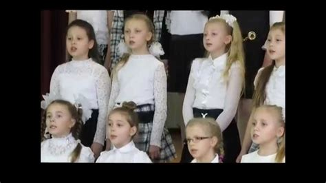 Daugavpils 15.vidusskolas koris - YouTube