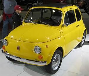 Photo Fiat 500 : fiat 500 wikipedia ~ Medecine-chirurgie-esthetiques.com Avis de Voitures