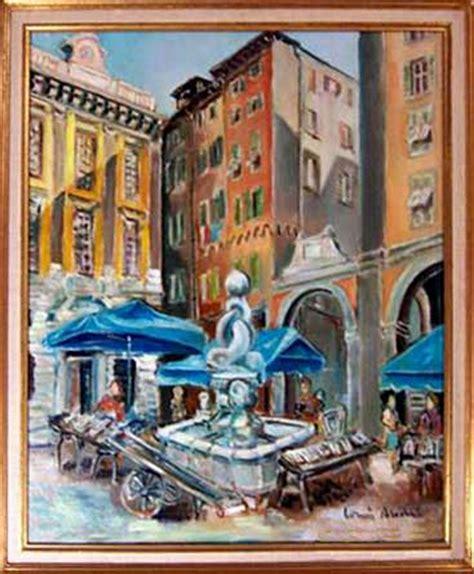 peintre figuratif peinture de provence paysage provence