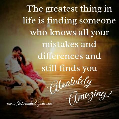 Finding Special Person Quotes