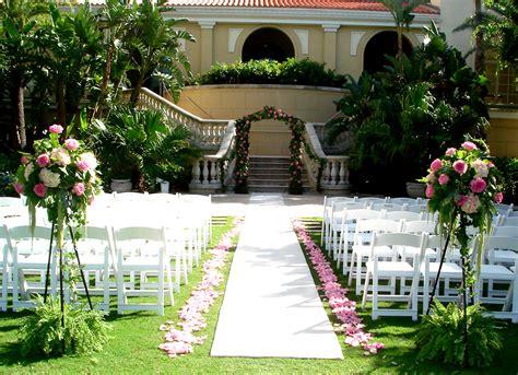 Wedding Garden : Garden Wedding Altar Ideas