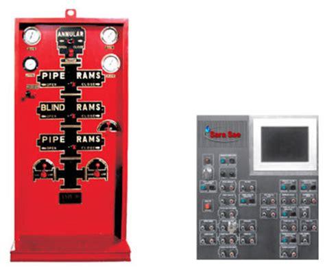 bop control system bop control unit bop accumulator unit