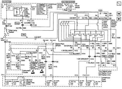 2002 Gmc Sonoma Wiring Diagram Light by I A 2000 Gmc Sonoma I Suddenly Lost The Voltage To