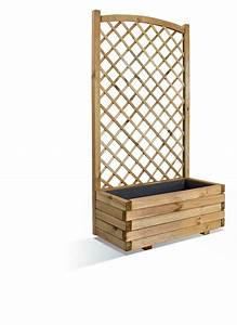 Jardinière Haute Pas Cher : jardini re en bois pas cher fashion designs ~ Premium-room.com Idées de Décoration