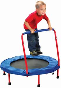 Best Mini Trampoline For Toddlers Kids 2016 Reviews