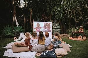 Outdoor Projectors  U0026 More Essentials For A Backyard Movie