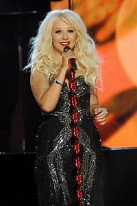Christina Aguilera Semi-Nude Photos Leaked - Christina ...