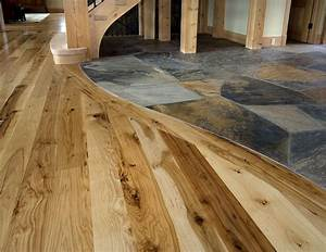 Wonderful and creative design of tile wood floor for Wood tile transition