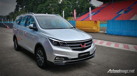 Gambar Mobil Wuling Cortez by Eksterior Wuling Cortez 2018 Exterior Autonetmagz