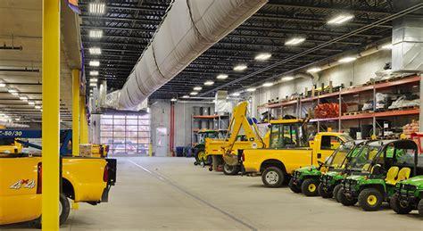 Public Works Maintenance Facility Design Essentials Part