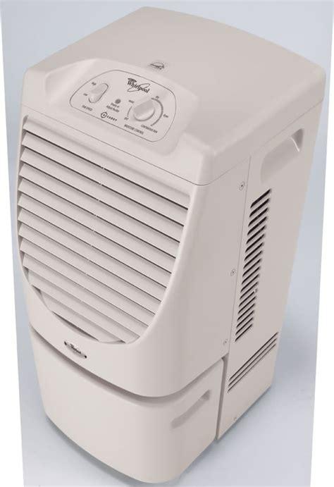 Whirlpool Ad40dsr 40 Pint Capacity Basement Dehumidifier