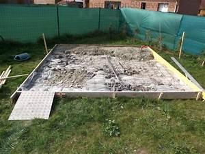 Faire Une Dalle Béton Pour Abri De Jardin : abris de jardin 16 03 2011 blog de construction59 sev ~ Dailycaller-alerts.com Idées de Décoration