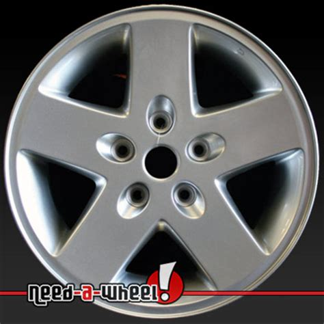 jeep wrangler wheels machined argent silver rims