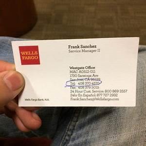 Wells fargo business card wells fargo bank 31 reviews for Wells fargo business cards