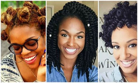 Spring & Summer Hairstyles For Black Women