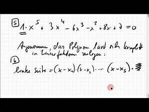 Komplexe Nullstellen Berechnen : horner schema doovi ~ Themetempest.com Abrechnung