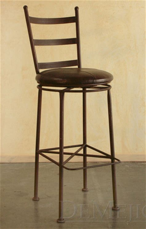 vintage counter stool grey leather 65878 iron swivel bar stool swivel barstool demejico 9580