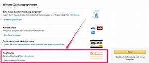 Rechnung Rechtsanwalt Nicht Bezahlen : bei amazon auf rechnung bestellen so ist es m glich ~ Themetempest.com Abrechnung