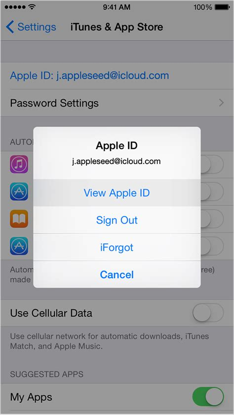 how to remove itunes account from iphone change or remove your payment information from your itunes