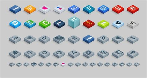 30 Free Icon Sets For Graphic And Web Designers