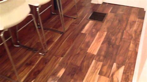 Floorama Flooring: Hand Scraped Small Leaf Acacia Hardwood