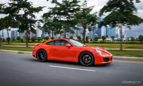 porsche singapore review and test drive porsche carrera s indonesia by