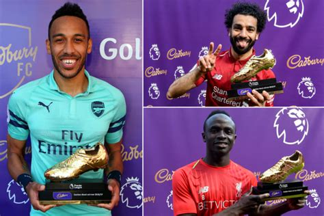 PRIDE OF AFRICA!! Aubameyang, Salah, And Mane WIN English ...