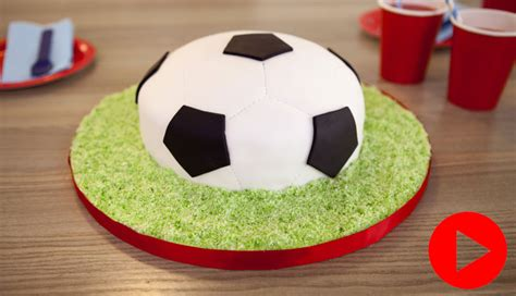 football cake easy cake recipes betty